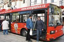 Platnost jízdenek v Jihlavě kontroluje asi patnáct revizorů. Ilustrační foto