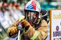 Hasiči změří síly v mezinárodní hasičské soutěži Firefighter Combat Challenge (FCC). Ta dorazí do Jihlavy.