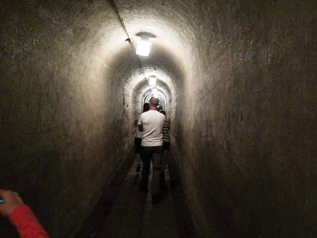 Netradiční prohlídky na Pevnosti Dobrošov