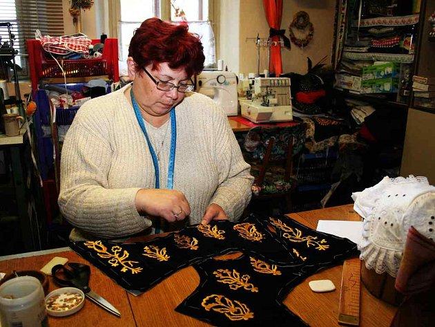 Eva Tatoušková z Nového Města n. Met. užívá certifikát Orlické hory originální produkt.