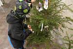 Domek Aloise Jiráska dýchal vánoční atmosférou.
