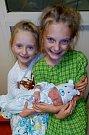 TADEÁŠ MASTÍK se narodil v pátek 29. září 2017 ve 3.30 hodin rodičům Janě a Davidovi. Jeho míry byly 3680 gramů a 50 centimetrů. Doma se na něho těšili sourozenci.