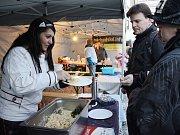 Soutěž pro restaurace, kuchaře i nekuchaře o nejlepší bramborový salát roku 2012.