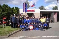 Běloveští hasiči v loňském roce slavili 125 let existence svého hasičského sboru. Poslední srpnovou sobotu budou pro změnu slavit výroči 55 let nepřetržité práce s mládeží. začátek oslav je ve 14 hodin před zbrojnicí.
