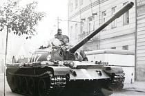 Okupace armádami Varšavské smlouvy se 21. srpna 1968 samozřejmě nevyhnula ani Jaroměři.