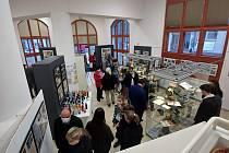 Fotoklub Náchod připravil ve výstavní síni Muzea Náchodska výstavu zaměřenou na náchodského Gočára - architekta Františka Kulhánka.