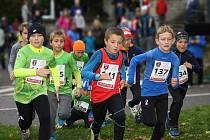 SEDMAPADESÁTÉHO ročníku běhu Cena Metuje se zúčastnilo přes dvě stovky vytrvalců všech věkových kategorií.