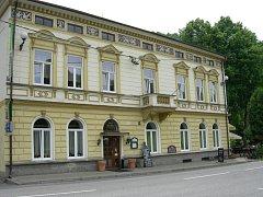Restaurant Na Mýtě.
