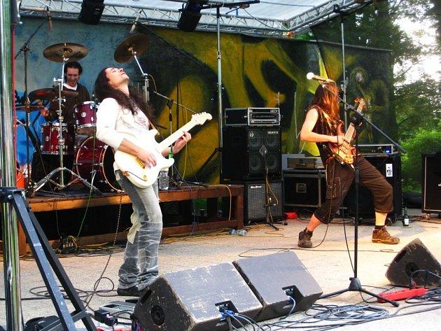 Broumovská kytara 2009.