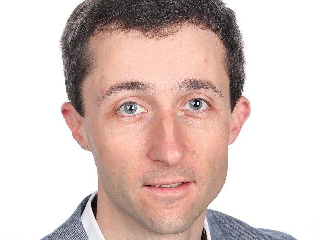 Jan Mach, statutární ředitel Oblastní nemocnice Náchod.