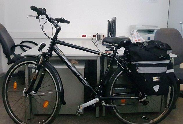 Jízdní kolo není komu vrátit, policie hledá jeho majitele