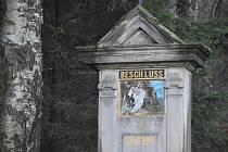 15. zastavení - Prázdný hrob. Ježíš vstal z mrtvých.