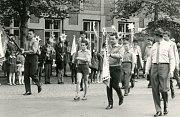 Meziměstí. Srpen 1968.