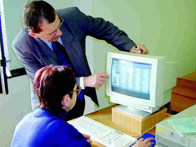 Rekvalifikací lze získat také počítačovou gramotnost.