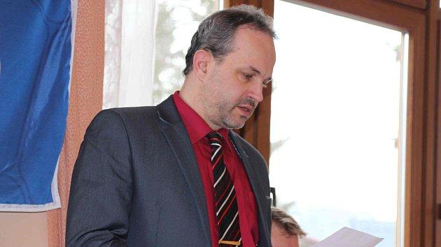 Staronovým předsedou Okresního fotbalového svazu v Náchodě je Petr Vítek.
