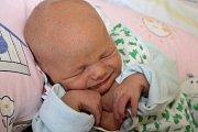 DANIEL GROH je prvním miminkem Petry a Ondřeje Grohových z Broumova. Chlapeček se narodil 27. listopadu 2016 v 11.43 hodin, vážil 3500 gramů a měřil 49 centimetrů.