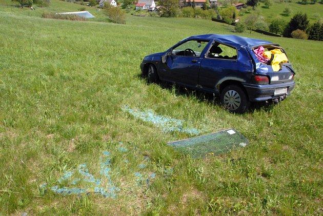 Nehoda na Dobrošově, 8. května 2009.