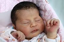 ELIŠKA KIVAKOVÁ z Broumova se narodila 12. září 2017 v 6.37 hodin, vážila 3210 gramů a měřila 47 centimetrů. Rodiče Gabriela Grundzová a Lukáš Kivak mají doma ještě Valentýnu (2 roky) a a Michaelu (5 let).