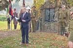 Vznik samostatného Československa si v Náchodě připomněli hned na třech místech.