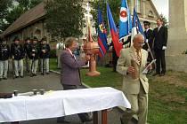 Opravená zvonice v Bukovici byla vysvěcena a dočkala se také nového zvonu.