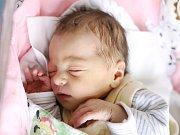 KATEŘINA PEŠÁKOVÁ z Náchoda přispěchala na svět 9. ledna 2018 ve 13,22 hodin. Její míry byly 2466 g a 46 cm. Rodiče Kristýna Schmitová a Miloš Pešák mají ještě Jasmínu (10 let), Jirku (6 let) a Johanku (1 rok).