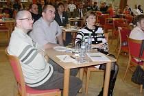 Dvoudenní konference k 20. výročí existence Chráněné krajinné oblasti Broumovsko se účastní lidé nejen z Náchodska, ale i z ostatních koutů republiky.