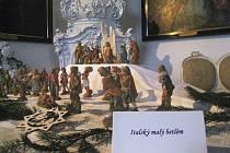 Výstava betlémů.