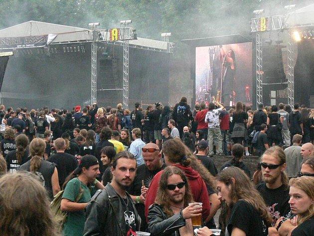 Z festivalu.