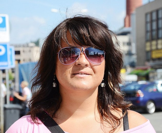 Martina Cvrčková.