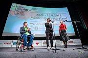 Festival smíchu zahájila komedie Po čem muži touží.