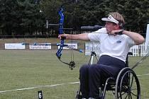 V RÁMCI PŘÍPRAVY na paralympijské hry v Pekingu se v Novém Městě nad Metují představí také domácí závodník Zdeněk Šebek.