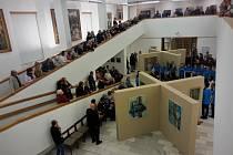 Galerie výtvarného umění v Náchodě. Ilustrační snímek.