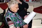 Sváteční pohodu Štědrého dne si užili i senioři v hronovském Domově odpočinku ve stáří Justynka.
