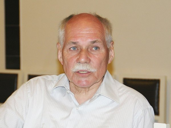 Bedřich Moldan.