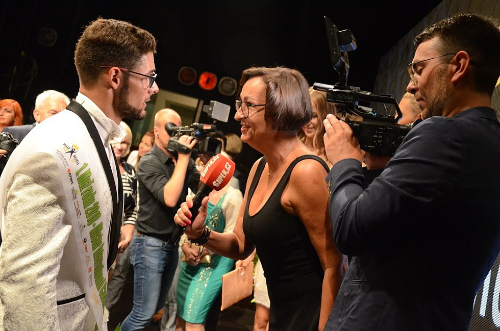 Vítězem soutěže Muž roku 2018 se v Náchodě stal čtyřiadvacetiletý strojař Jiří Kmoníček z Šestajovic u Prahy.