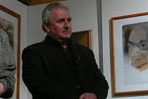 Stanislav Kulda vystavuje v Galerii Zázvorka do konce toho týdne. Jeho tvorba rozhodně stojí za zhlédnutí.