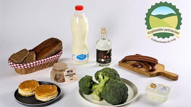 Regionální potravina Královehradeckého kraje 2021