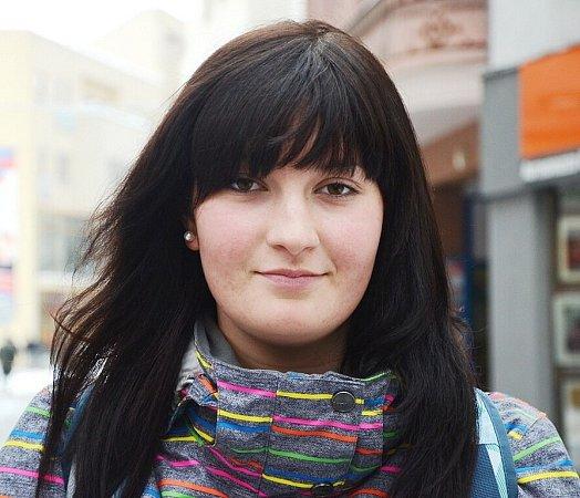 Lucie Hnízdilová.