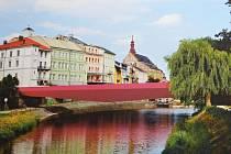 Jak mohl vypadat nový Komenského most, to zachycují snímky ze studií prezentovaných v rámci architektonické soutěže.