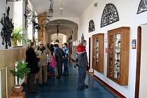 Den otevřených dveří na Střední škole řemeslné v Jaroměři.