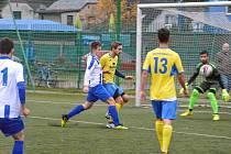 Krajská fotbalová I. A třída: FK Náchod B/ Provodov - SK Roudnice.