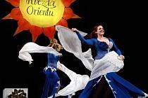 Taneční soutěž Hvězda Orientu.
