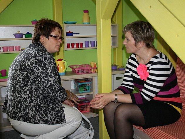 V části budovy, kde sídlí Obecní úřad v Opatově, je otevřené nové volnočasové centrum. V opravených prostorách si pohrají děti, v kavárně si popovídají dospělí.