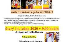 Zvířátka a loupežníci aneb O Jankovi a jeho zvířátkách.