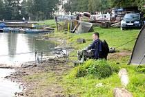 V pravé poledne byl v neděli na rybníku Brodský ukončen prestižní kaprařský závod jednotlivců v non stop lovení na sedmdesát dva hodin Regional Carp Classic Cup Daiwa 2014.