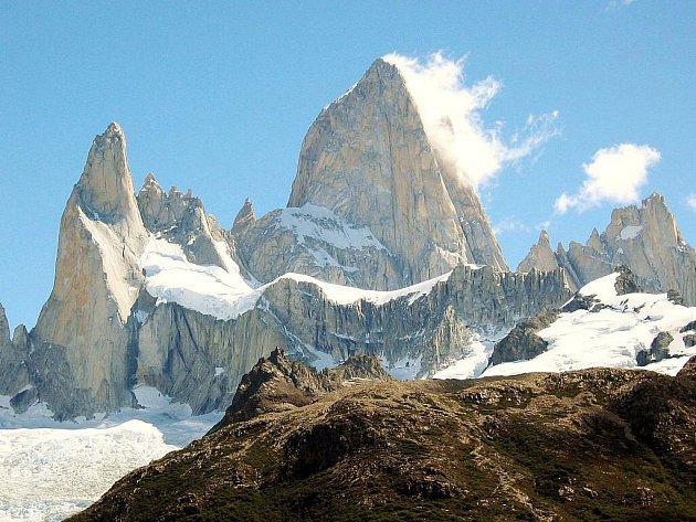 Patagonie je unikátní kus země.