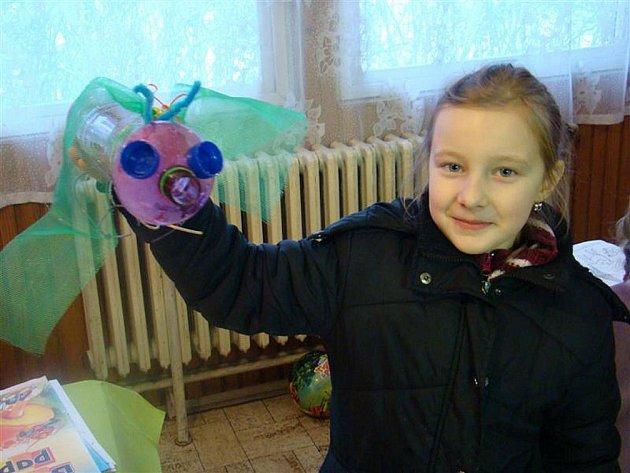 Děti z Bubliny se učily pomáhat přírodě.