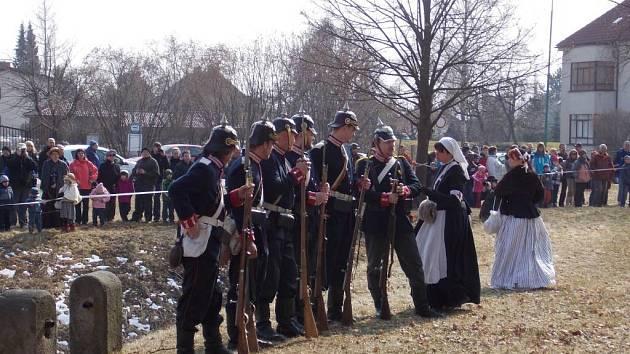 Zahájení sezony v pevnosti Josefov.