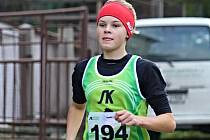 Novoměstská atletka Adéla Sádlová se stala mistryní České republiky v běhu na 800 metrů.