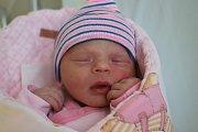 LILIEN MÍLOVÁ je z Broumova. Holčička se narodila 10. ledna 2018 v 8,58 hodin a její míry byly 2705 gramů a 47 centimetrů. Radují se z ní rodiče Edita Eremková a Josef Míl i sestřičky Šárka (9 let) a Aneta (7 let).